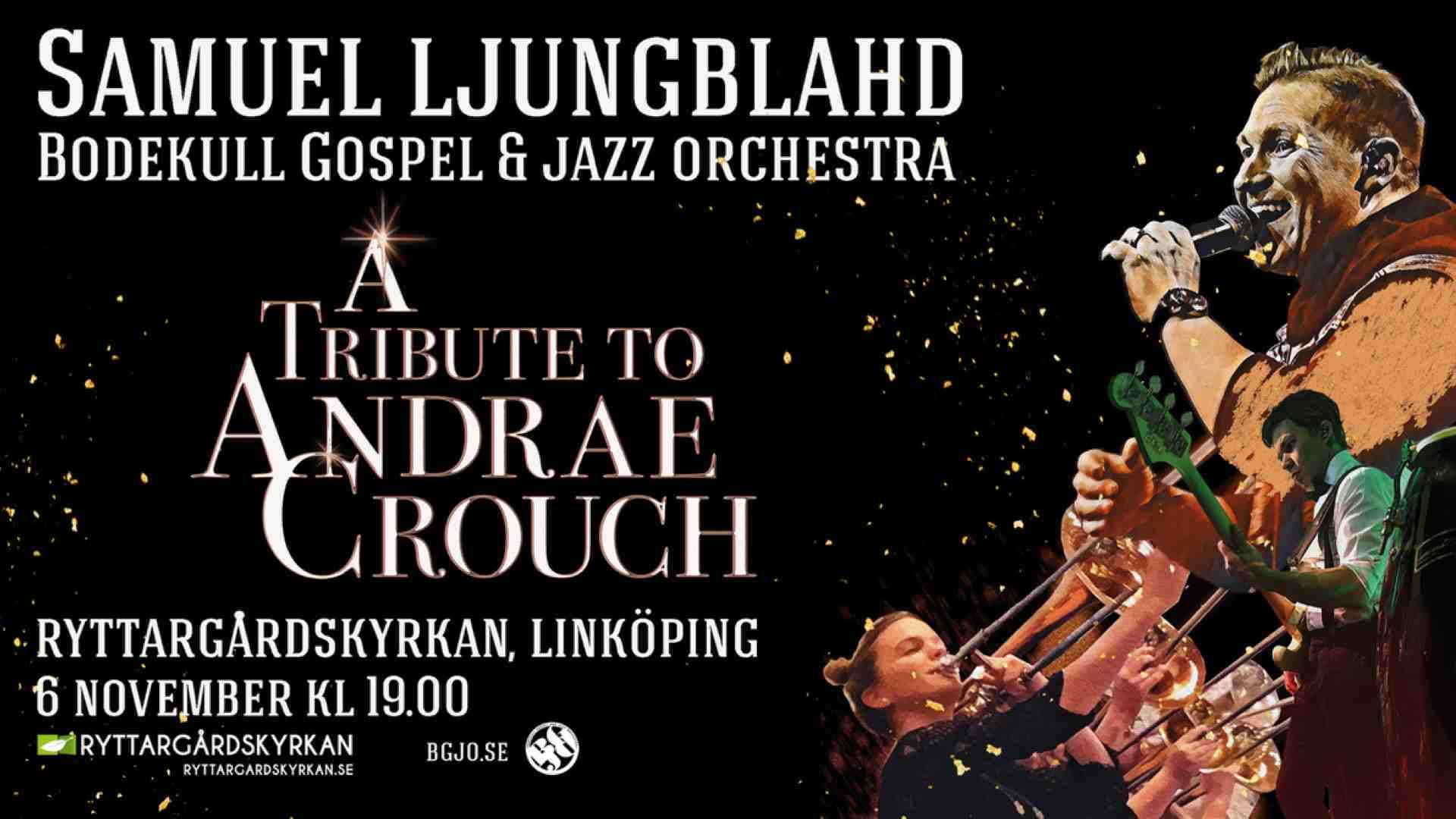 Konsert med Samuel Ljungblahd