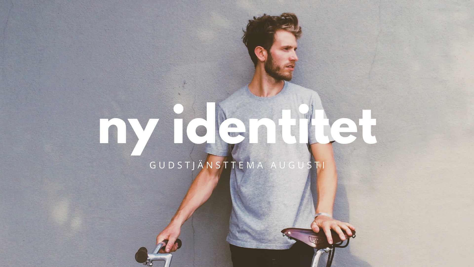 Ny identitet