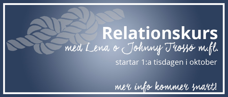 Relationskurs